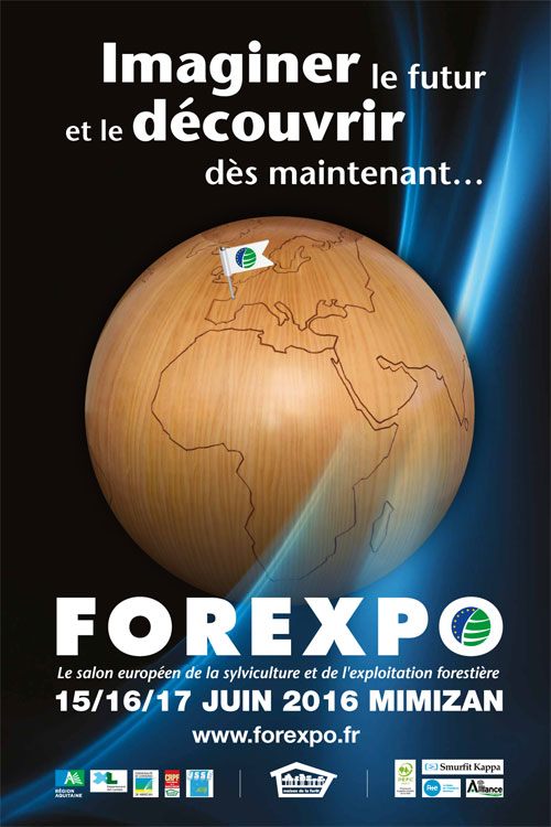 Affiche Forexpo 2016